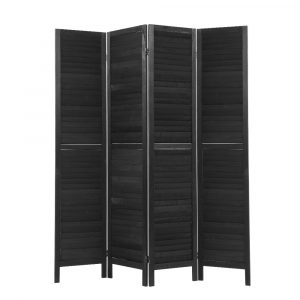 4 panel Room Wood divider