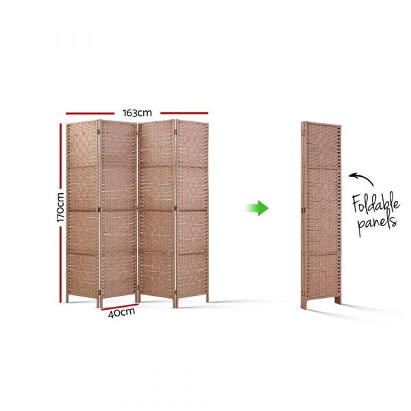 4 panel divider foldable screen